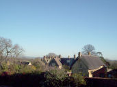 Photo of the village taken from Manor Farm Cottage