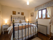 Photo of Double Bedroom accommodation at Manor Farm Cottage