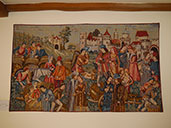 Photo of Tapestry at Manor Farm Cottage